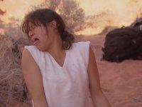 Michelle Rodriguez'in Bear Grylls'le İdrar İçip Fare Yemesi