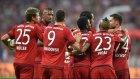 Bayern Münih 5-0 Hamburg (Maç Özeti) 14.08.2015