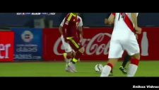 Galatasaray kalecisi Peru'dan