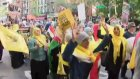 New York'ta Rabia Yürüyüşü