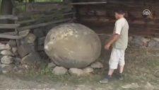 Kazı Esnasında Yer Altında Çıkan İlginç Nesneyi Köy Muhtarının Tanımı :)