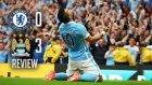 Manchester City 3-0 Chelsea (Maç Özeti)