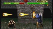 Mortal Kombat 1 Johnny Cage İle Oyun Bitirme (Yeşil Ninja İçerir)