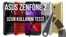 Asus Zenfone 2 : Uzun Kullanım Testi