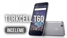 Turkcell T60 İncelemesi