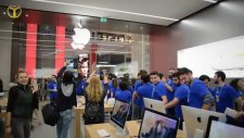 Apple Store Akasya AVM Açıldı! Karşınızda Yeni Apple Store!