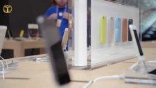 Ve Karşınızda Apple Store Zorlu Center
