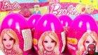 Barbie Oyuncakları Sürpriz Yumurta Açma Oyuncak Hediyeli Dergi