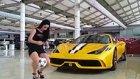 Freestyle'de Erkeklere Taş Çıkartabilecek Bir Yetenek: Raquel Benetti