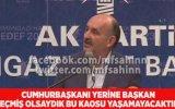 Mehmet Müezzinoğlu Başkan Seçseydik Kaos Olmayacaktı