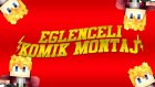 EĞLENCELİ KOMİK MONTAJ - Minecraft & Plug and Play