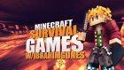 Minecraft: Survival Games - Bölüm 12 - YENİ HARİTA&YENİ EKŞIN!
