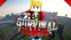Minecraft: Survival Games - Bölüm 41 - SÜPER KATNISS !!!