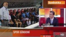 Rizespor'da Kweuke Hikmet Karaman'la Kapıştı!