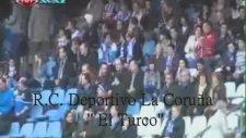 Türk Olmaktan Gurur Duyan İspanyollar -Deportivo La Coruna(El Turco)