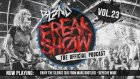 Freak Show Vol.23 - Dj Bl3nd (Electro House 2015)