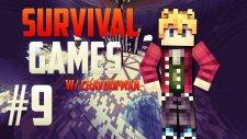 Minecraft: Survival Games - YENİ TEXTURE PACK! (ESKİ BÖLÜMLER) Bölüm 9