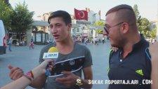 Sokak Röportajları - Hesabınıza Yanlışlıkla Yüzbin tl Yatsa Ne Yaparsınız?