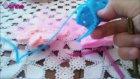 Bebek Şekeri Hırka ve Yelek Motifi Yapımı