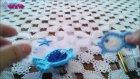 Dolap Süsü Balık Magnet Yapımı