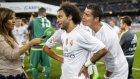 Ronaldo'dan Marcelo'ya bakın ne yaptı