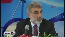 Enerji Bakanı Taner Yıldız - Benim Amacım Şehit Olmaktır