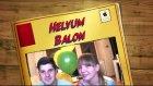 Helyum Balonu ile Komik Sesler   The Helium Balloon Challenge
