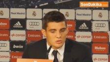 Real Madrid, Kovacic'i Tanıttı
