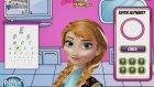 Anna Frozen Göz Doktorunda - Barbieoyunlari.Gen.TR