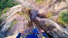 Çılgın Adamın 60 Metre Yükseklikten Rekor Atlayışı