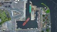 Gemi Dar Bir Limana Ustaca Nasıl Park Eder?