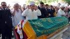 Kısmet Erkiner'in cenazesi toprağa verildi
