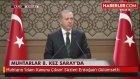 Muhtarın İdam Kanunu Çıksın Sözlerine Erdoğan'ın Gülümsemesi