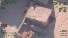 Silvan'daki terör operasyonu havadan görüntülendi