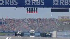 Formula 1 İstanbul Yarışı Start (2005)