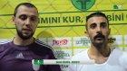 Gebze Fc / Trabzon Beşköy Dernek / Maçın Röportajı / Kocaeli