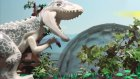 Jurassic World Filminin 90 Saniyelik Eğlenceli Lego Animasyonu