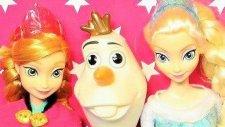 Karlar Ülkesi Frozen Sürpriz Yumurtalar 11 - Evcilik TV Sürpriz Yumurta Videoları