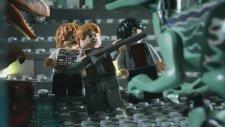 Jurassic World Özet (90 Saniyelik Lego Versiyon)