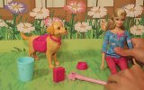 Barbie ve Kaka Yapabilen Köpeği