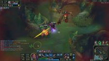 PROJECT Lucian Gameplay Bot LoL Project Lucian Skin League of Legends Lol 2015