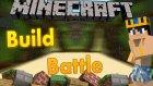 Minecraft BuildBattle | Bölüm-5 | Sahil Ve Patlamış Mısır ! w/Doğuberk
