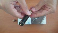 Gizli kamera kalem kullanımı