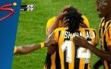 Güney Afrika Ligini Sallayan Gol  Siphiwe Tshabalala