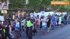 İspanya'da Boğa Güreşi Karşıtları Gösteri Yaptı