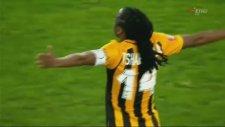 Tshabalala'dan inanılmaz bir gol!