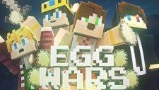 Minecraft Yumurta Savaşları -2- Çok Proyuz Hemen Kazandık :D