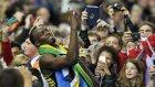 Ussain Bolt'dan zafer selfie'si!