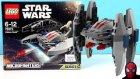 LEGO Star Wars Oyuncak Uzay Gemisi Microfighters 75073 Vulture Droid