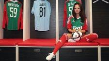 Lokomotiv Moskova amigosu Yelizaveta Belyaeva